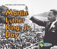 bookcover of Martin Luther King, Jr. Day  (Holidays and Festivals) by Rebecca Rissman