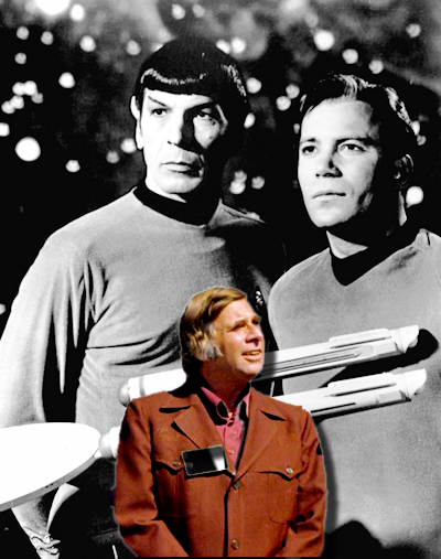 'Star Trek' Creator Gene Roddenberry's Lost Data Recovered