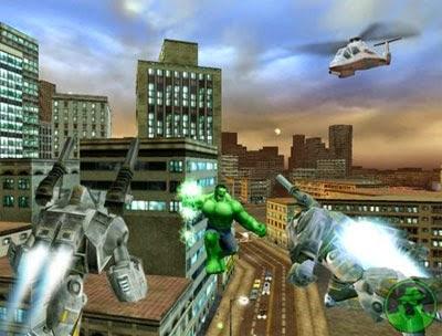 Incredible Hulk Game download