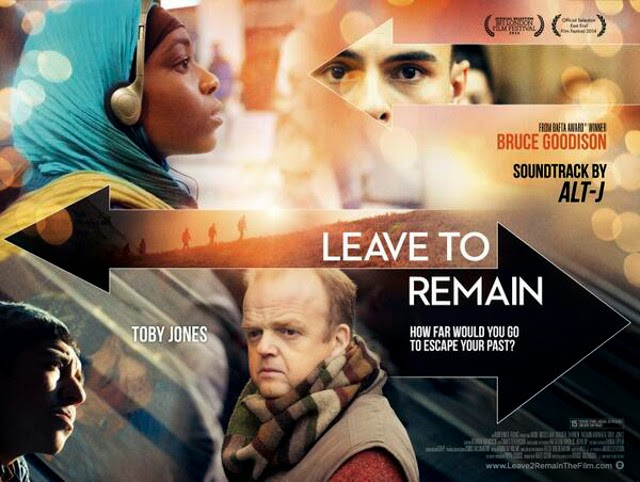 """MOVIES: Leave to Remain – Advance Preview: """"My Story…It's All I Have"""""""