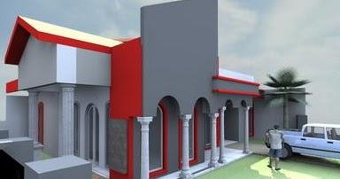 model model rumah sederhana rancangan rumah dan tata ruang