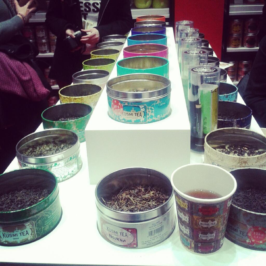 Kusmi Tea Tours