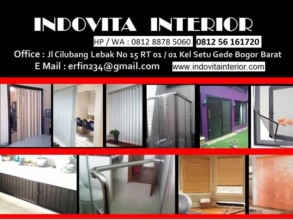 INDOVITA 081288785060-Bogor-Jakarta-Tangerang-Bekasi-Depok-Banten-Cikarang,Folding Door-Kasa Nyamuk