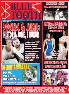 Revista BLUETOOTH - 29 Qershor 2013
