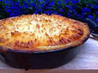 Sausage and Bean Shepherd's Pie