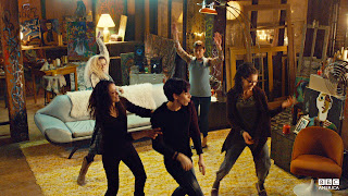 orphan black clone dance party