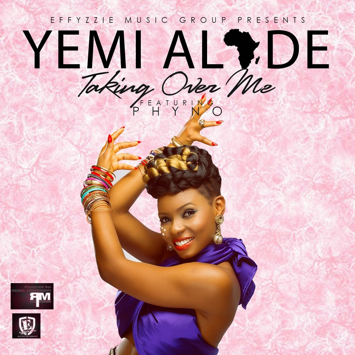 Yemi Alade – Taking Over Me ft. Phyno
