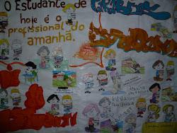Painel do Dia do Estudante