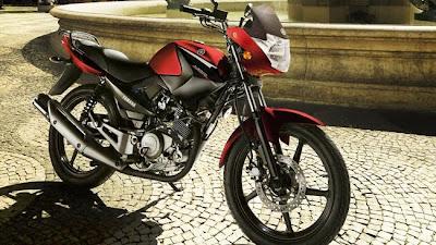 Yamaha - YBR125 2014