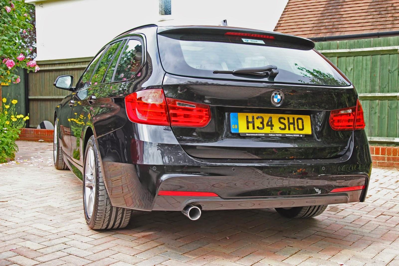 BMW 320i X-Drive M-Sport Touring