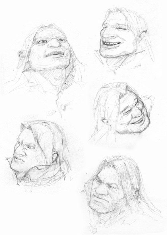 Illustration Fixation: Developing a Character - Aging
