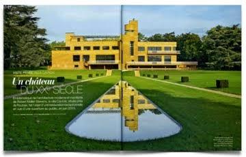 Un château du XX siècle