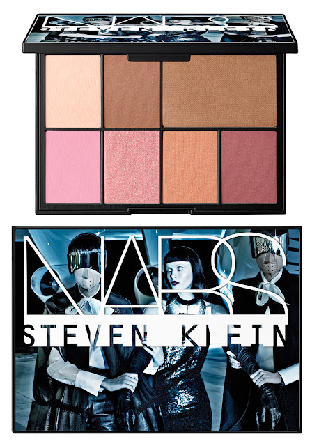 NARS - STEVEN KLEIN - One Shocking Moment Cheek Studio Palette