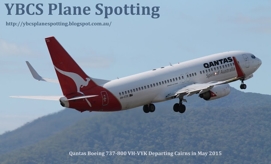 YBCS Plane Spotting
