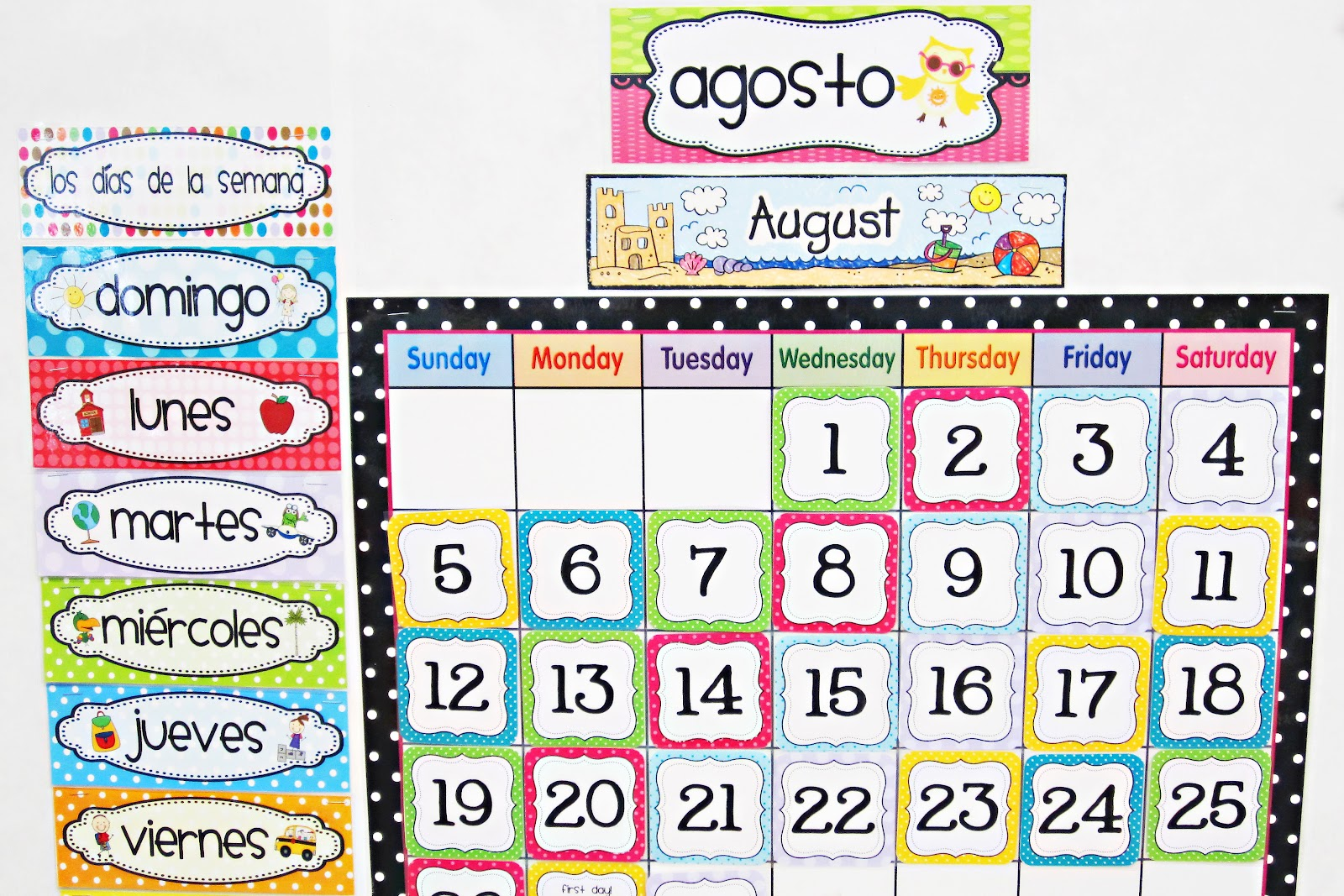 Classroom Calendar Days Of The Year : Mrs guerrero s welcoming the  with a new