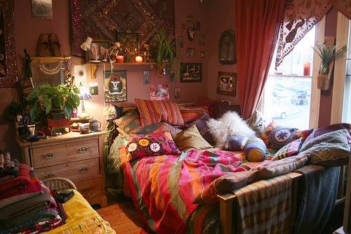 Temperamento Estranho Decoração de quartos femininos  ~ Quarto Reggae Tumblr