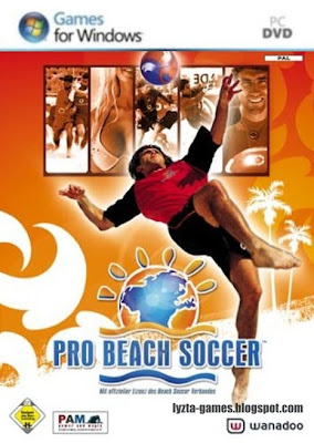 Pro Beach Soccer PC Cover