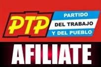 Afiliate al PTP