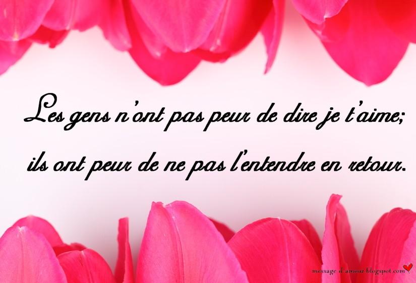 Belles images et citations d 39 amour message d 39 amour - Comment ne pas puer de la bouche ...