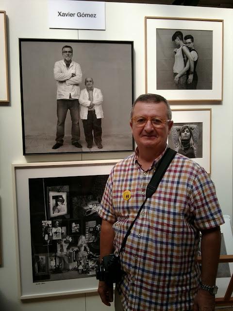 ENTREFOTOS 2013, Feria de fotografía, Fotografía de autor, Madrid, Casa del Reloj, Fotógrafos españoles, Blog de Arte, Voa-Gallery, Xavier Gomez,