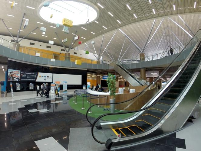 Bandara Internasional Kualanamu Medan, bintang 4 | tesyasblog