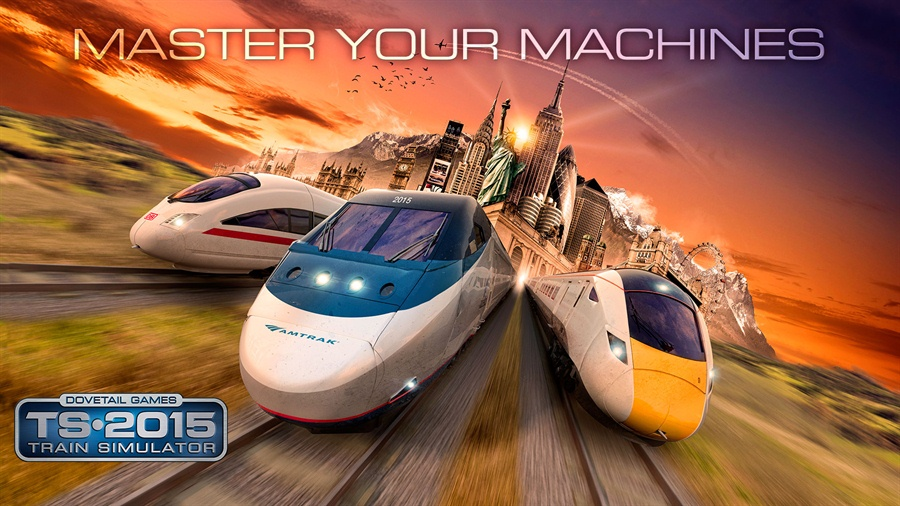 Train Simulator 2015 Download Poster