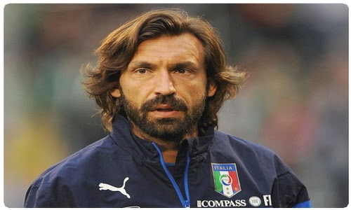 Pirlo: I still think finish his career in the national team after the World Cup 2014