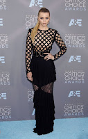 Abbey Lee Kershaw best dresses at the Critics'Choice Awards 2016 red carpet photo