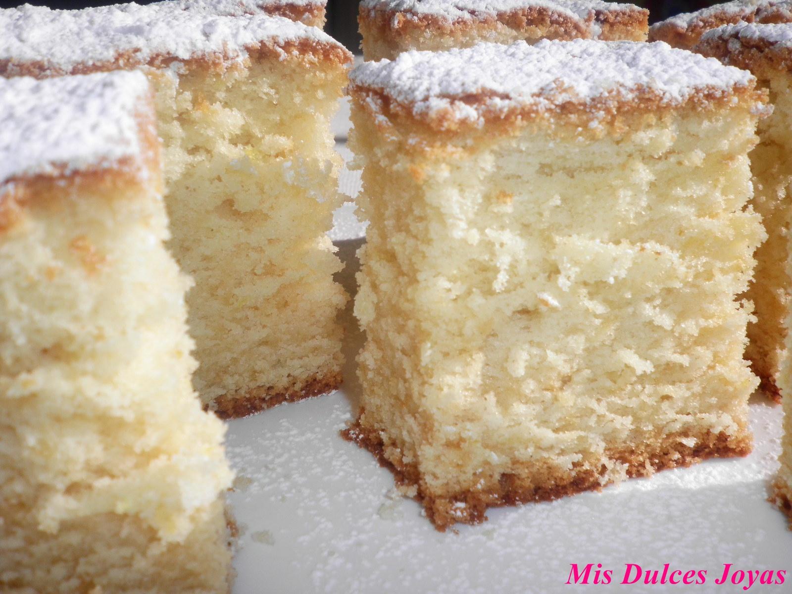 Pooun Cake Receta