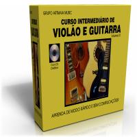 Curso Intermediário de Violão e Guitarra