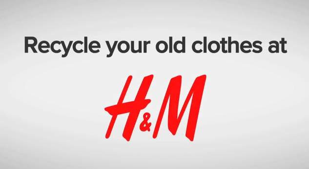 Bargain Bible: H&M Fashion Recycle - £5 voucher for ...