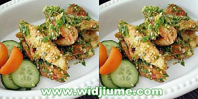 Resep Masakan dan Cara Membuat Ayam Goreng Cabai Hijau