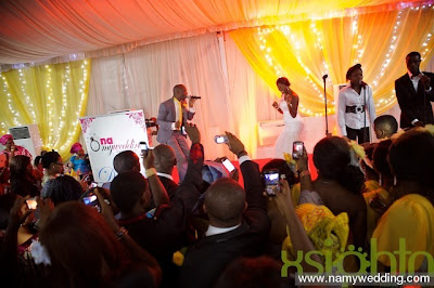Pictures From Obiwon's Church Wedding & Reception. 24