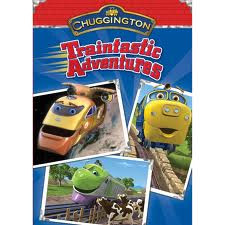 Chugginton Traintastic Adventures DVD Giveaway