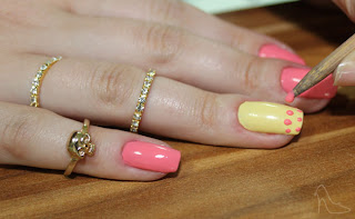 Candy Colors nas Unhas de 2013