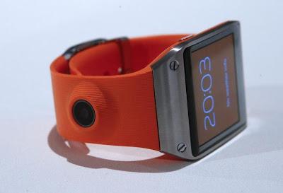 SmartWatch: Galaxy Gear dari Samsung