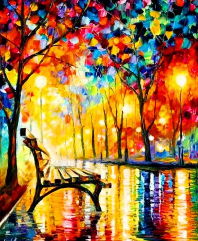 pinturas-de-paisajes-modernos-urbanos