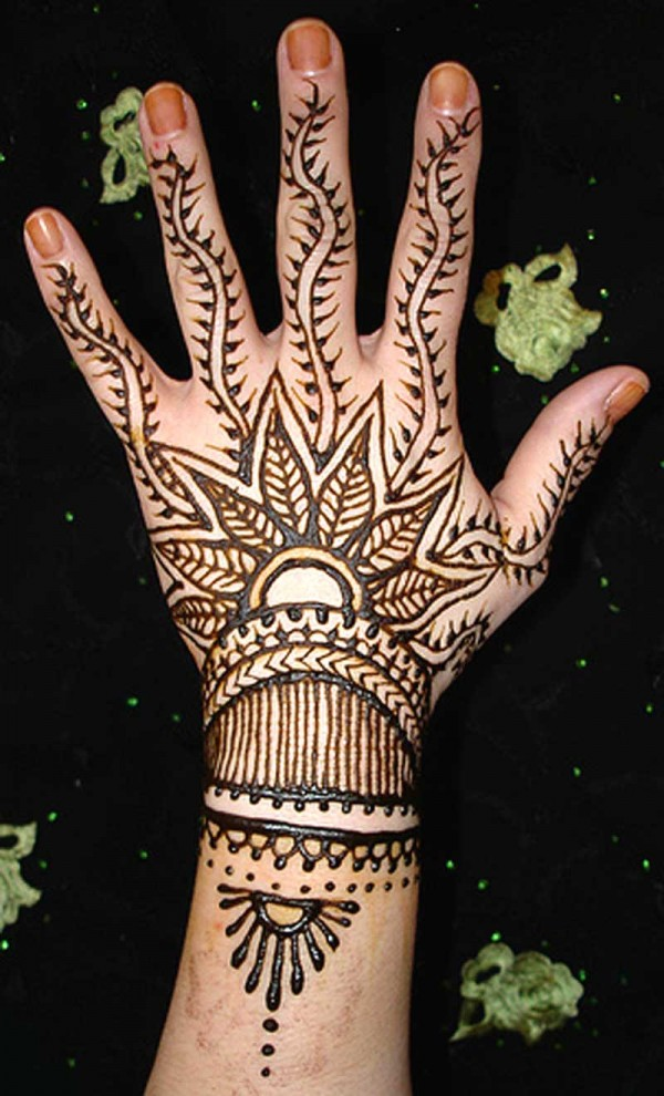 Chinese Mehndi Henna : Top asian mehndi designs for hands celebrity beauty