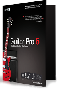 Download Guitar Pro v6.0.8 r9626 Final
