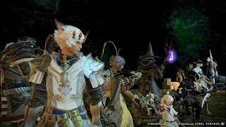 Play game Final Fantasy XIV