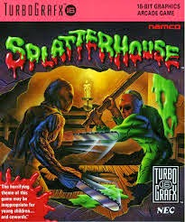 Prepare yourself for SPLATTERHOUSE!
