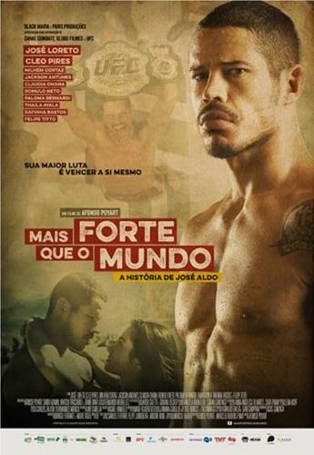 Filmes e Séries Online - Assistir Mais Forte que o Mundo: A História de José Aldo - Nacional Online