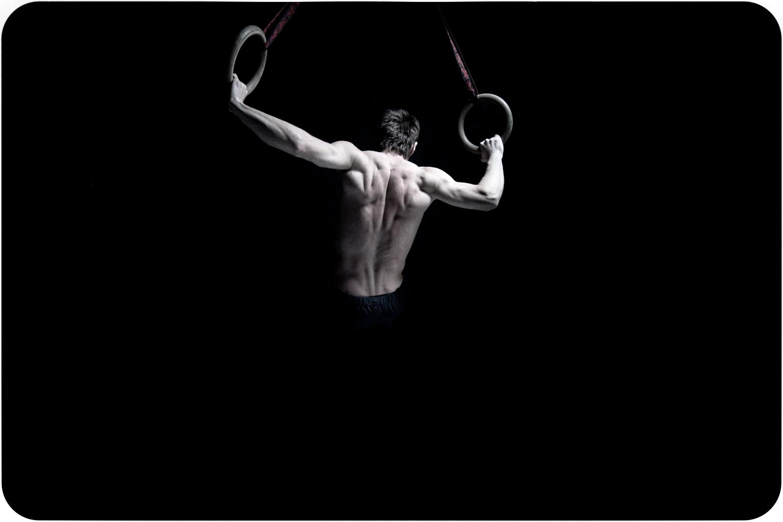 Fotografia sportowa. Gimnastyka. fot. Łukasz Cyrus