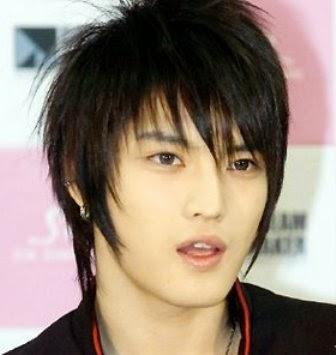 Model Gaya Rambut Pria Korea