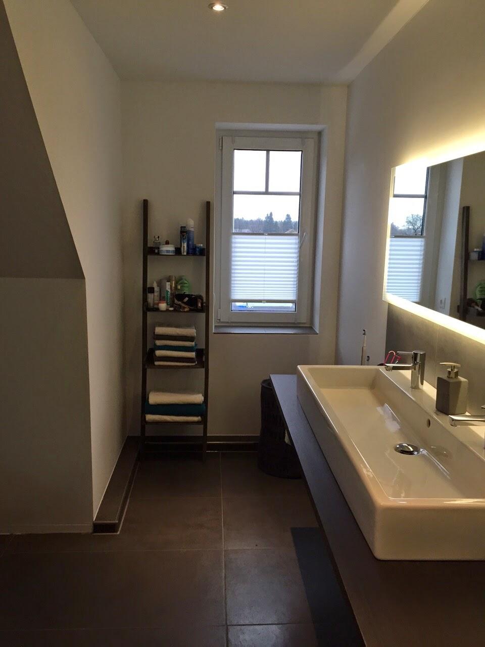 abenteuer hausbau in der heide fliesen und b der. Black Bedroom Furniture Sets. Home Design Ideas