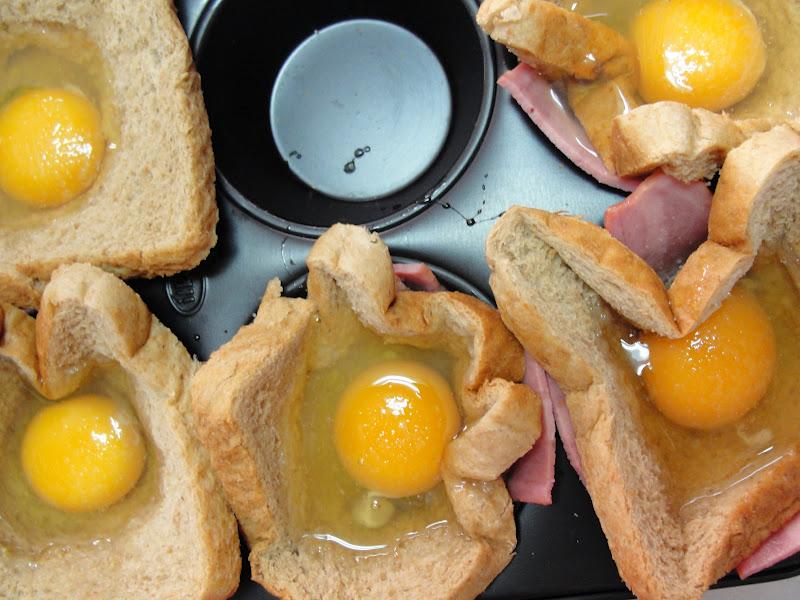 Disfruta cocinar canasta de huevo for Cocinar yemas de huevo