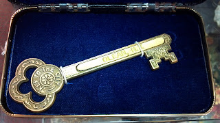 key to the city of olean new york