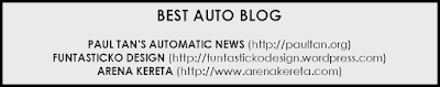 mobile blog, auto blog, car design