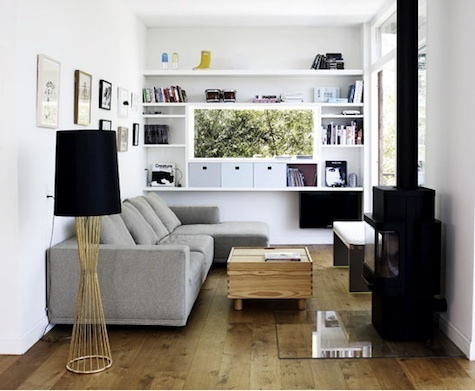 Decora o escolhendo sof para sala pequena cores da casa for Minimalist lifestyle uk