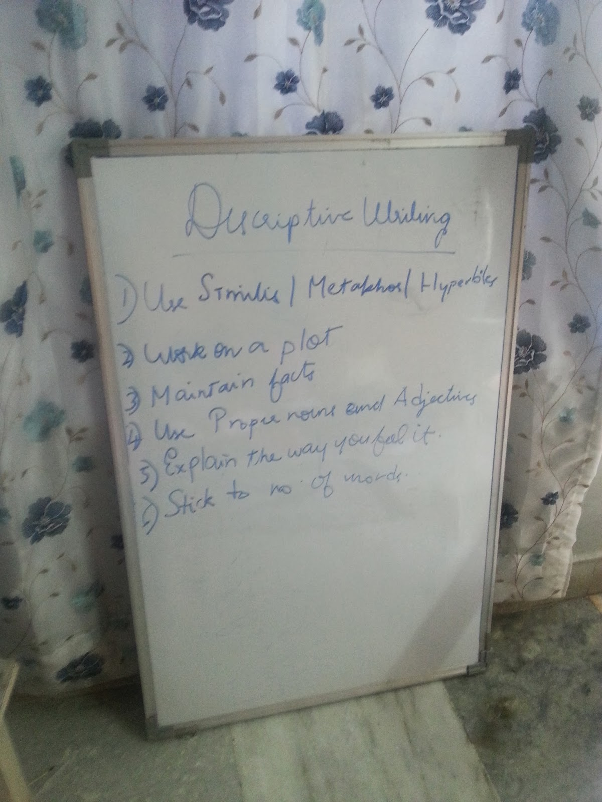 Courses on creative writing in mumbai